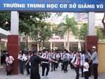 Điều tra vụ bắt cóc học sinh tiểu học lúc học về tại Quảng Ninh-2