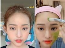 Makeup đậm mà vẫn tự hào khoe mặt mộc và bí kíp dưỡng da, Thúy Vi khiến ai cũng phải lắc đầu ngán ngẩm