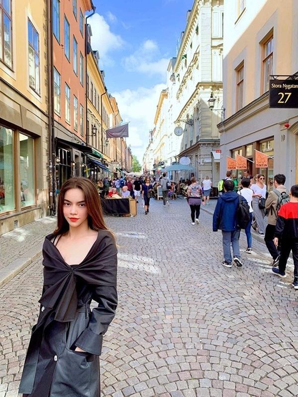 Kim Lý âu yếm Hồ Ngọc Hà tại tư gia Thụy Điển, fans chỉ mong nữ ca sĩ sớm trở thành dâu con trong nhà-2