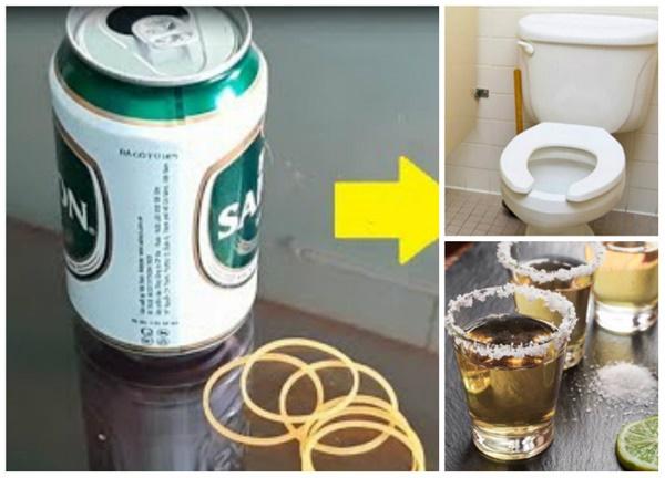 Đổ 1 cốc bia vào nhà vệ sinh, bạn sẽ phát hiện ra điều bất ngờ chưa từng thấy-1