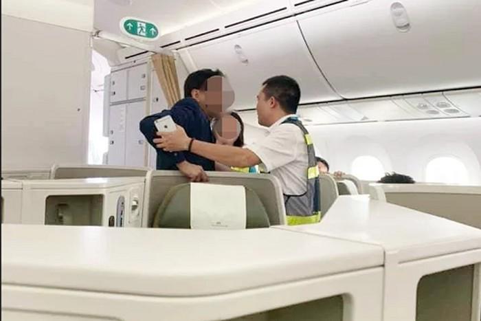 Sau vụ nữ Đại úy công an chửi mắng nhân viên, hành khách có thể bị phạt tù nếu gây rối tại sân bay?-2