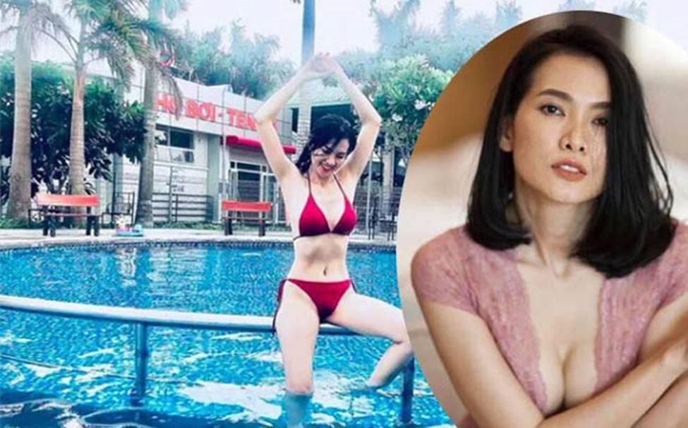 Hậu ly hôn, Trương Quỳnh Anh, Anh Thư thay đổi style ăn mặc-12
