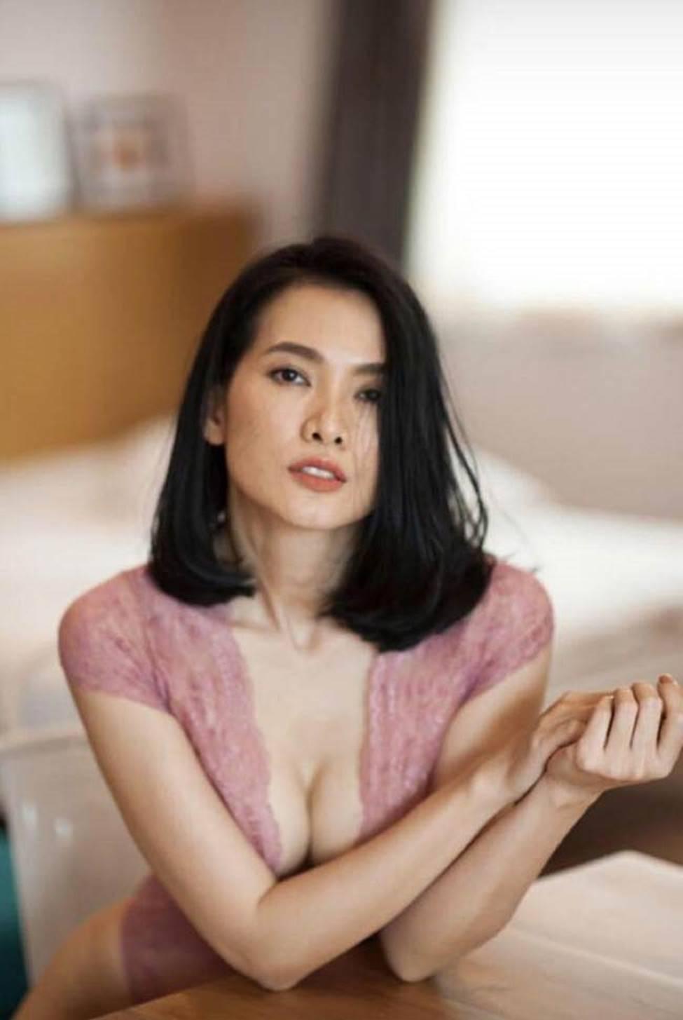 Hậu ly hôn, Trương Quỳnh Anh, Anh Thư thay đổi style ăn mặc-14