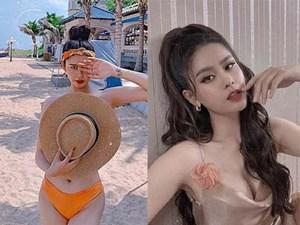 Hậu ly hôn, Trương Quỳnh Anh, Anh Thư thay đổi style ăn mặc