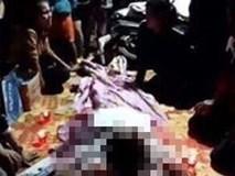 Người nhà mang thi thể thanh niên ở Đắk Nông bị TNGT  để giữa đường, gây rối trật tự