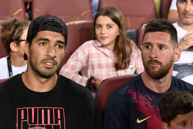 Messi phấn khích ra mặt khi chứng kiến người đóng thế mình lập cú đúp giải cứu Barca-3