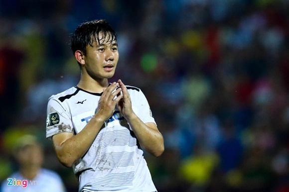 Vì sao cầu thủ ghi bàn số một của HAGL bị loại khỏi tuyển Việt Nam?-1