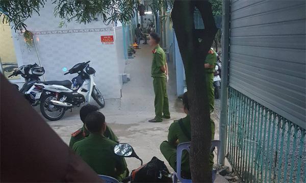 Nghi án cha giết con trai 5 tuổi rồi tự sát trong phòng trọ ở Sài Gòn-1