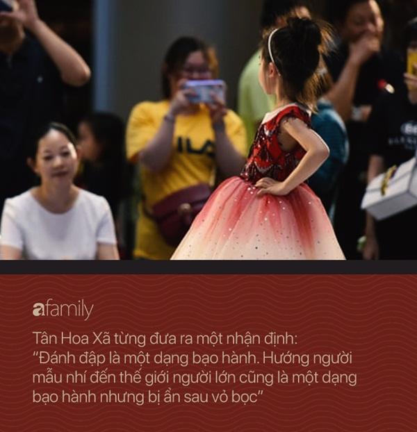 Nghề người mẫu nhí ở Trung Quốc: Bố mẹ lấy cớ trau dồi sự tự tin nhưng vô tình trở thành kẻ bạo hành, biến con thành cỗ máy kiếm tiền-6