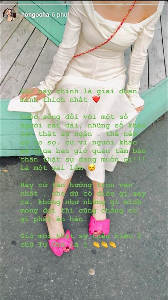 Hồ Ngọc Hà: 'Cứ sống trọn vẹn nhất, và chẳng có gì phải ân hận nếu mọi việc không như ta muốn'-3