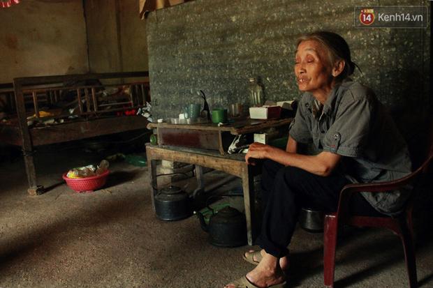 """Xót xa cụ bà đơn thân hơn 30 năm chăm sóc con trai tật nguyền: Ở cái tuổi 70, khi tôi chết đi không biết thằng Lâm sẽ ra sao""""-5"""