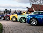Dàn xe Rolls-Royce, Maybach xuất hiện trong lễ cưới Bảo Thy-11