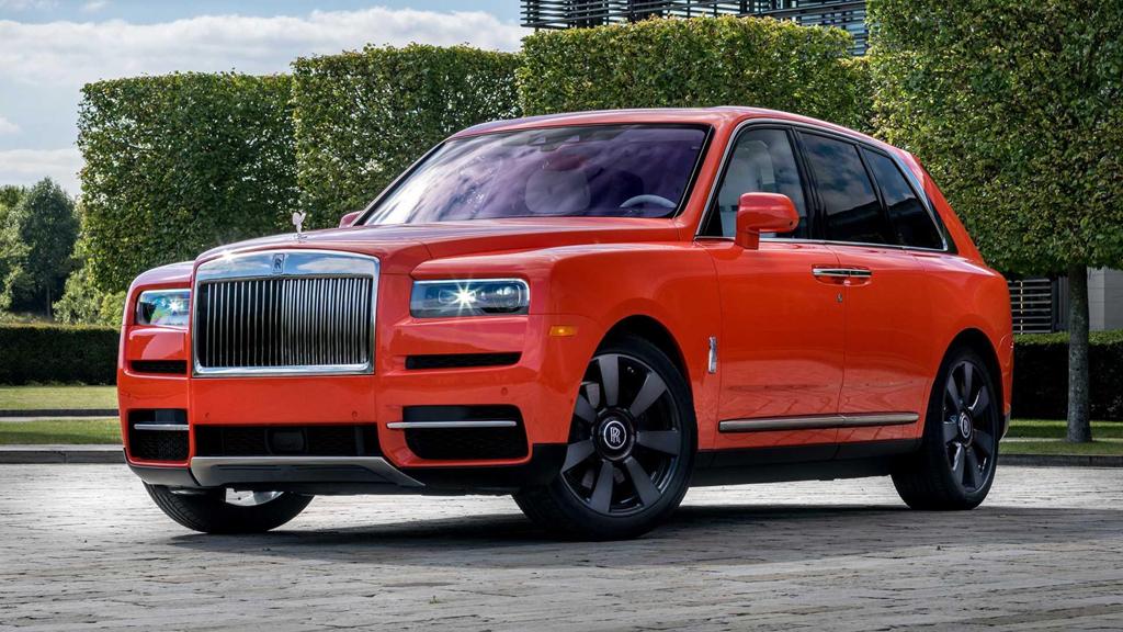 Đại gia sở hữu 10 siêu xe Rolls-Royce màu độc, đặt theo tên mình-7