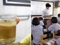 Thầy giáo lén pha nước tiểu của mình giả làm 'nước thánh' rồi ép 30 học sinh uống để... chữa bệnh