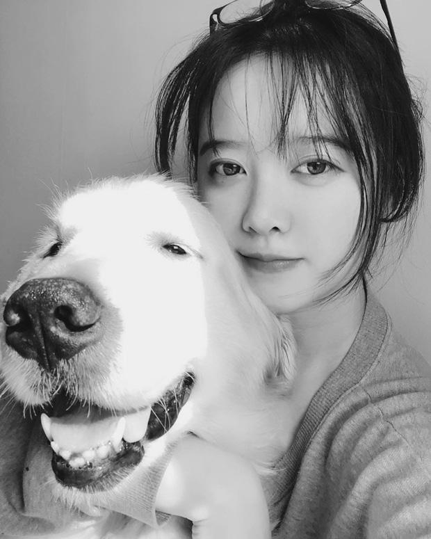 Cuối cùng Goo Hye Sun đã xuất hiện sau vụ ly hôn chấn động, biểu cảm cùng dòng trạng thái gây chú ý lớn-2