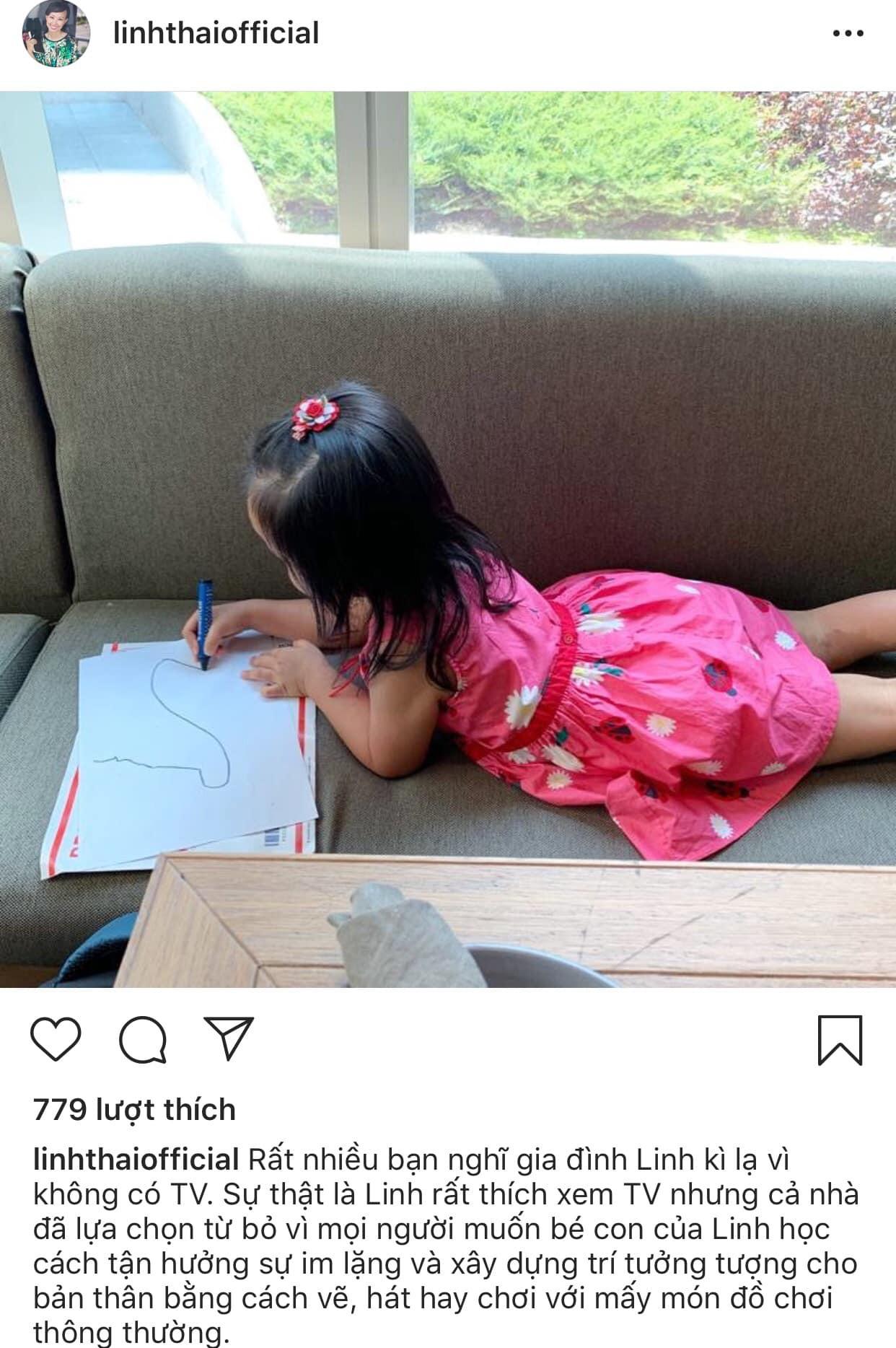 Shark Linh không muốn cho con xem TV để phát triển trí tưởng tượng, nhưng cách cô áp dụng khiến ai cũng ngỡ ngàng-2