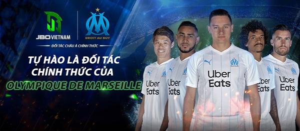 CLB đình đám Marseillecông bố đối tác đầu tiên tại Châu Á JBO Vietnam-1