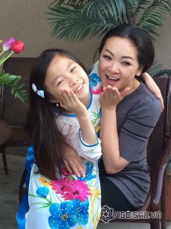 Bẵng đi một thời gian, con gái Như Quỳnh đã cao lớn phổng phao như thiếu nữ-12