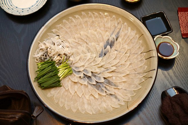 Món cá xa xỉ 75 triệu đồng 1kg chỉ dành riêng cho đại gia, ăn vào có thể mất mạng-2