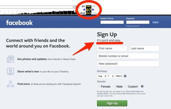 Facebook âm thầm thay đổi slogan, khẳng định 'nhanh và tiện' chứ không 'miễn phí'-2