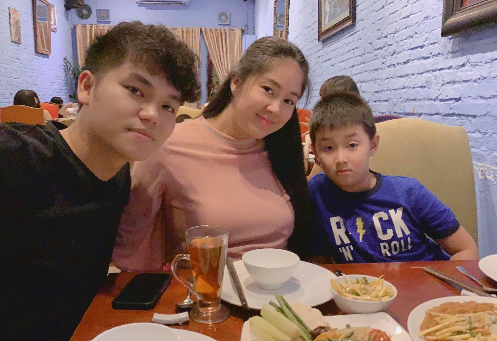 Trước giờ lên bàn đẻ, Lê Phương bật mí cuộc nói chuyện xúc động với con trai giúp cô vượt qua những cơn đau-2