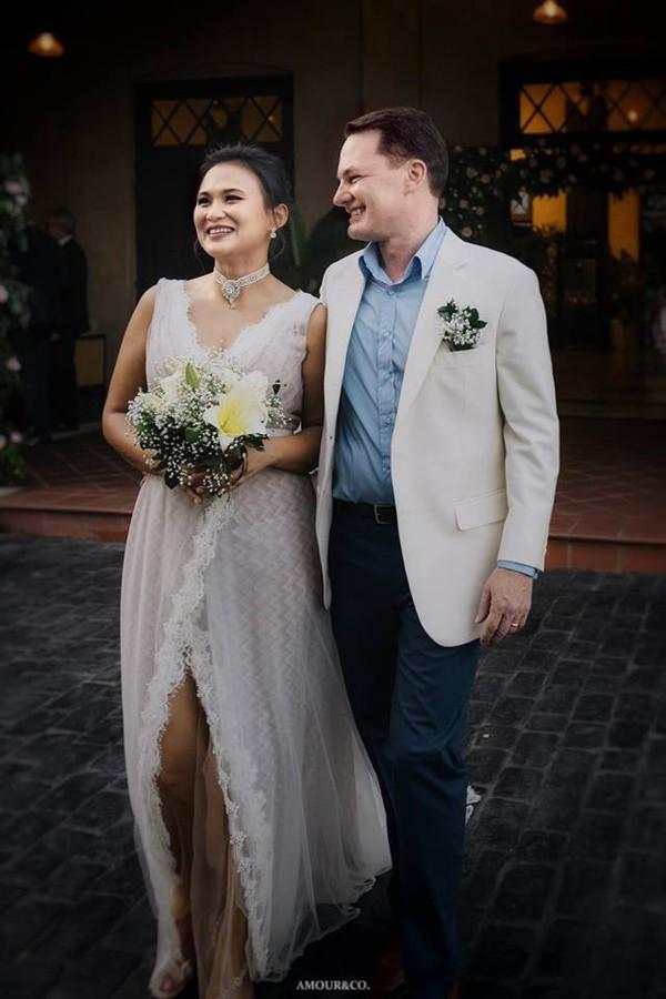 Trong khi diva Hồng Nhung vẫn lẻ bóng, chồng cũ đã chuẩn bị đón con đầu lòng với vợ mới đại gia người Myanmar-2