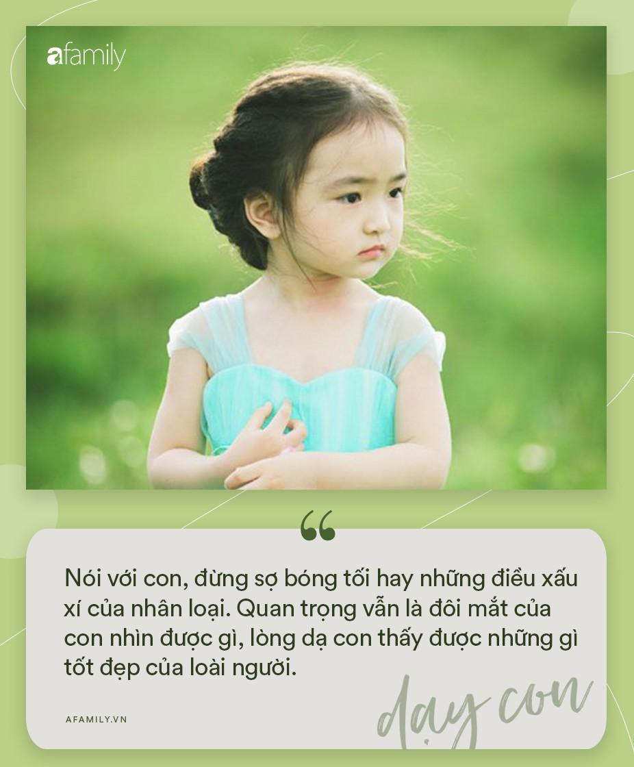 Nhà có con gái, nhất định phải dạy con biết giá trị bản thân và trân trọng chính mình qua 16 điều sau đây-9