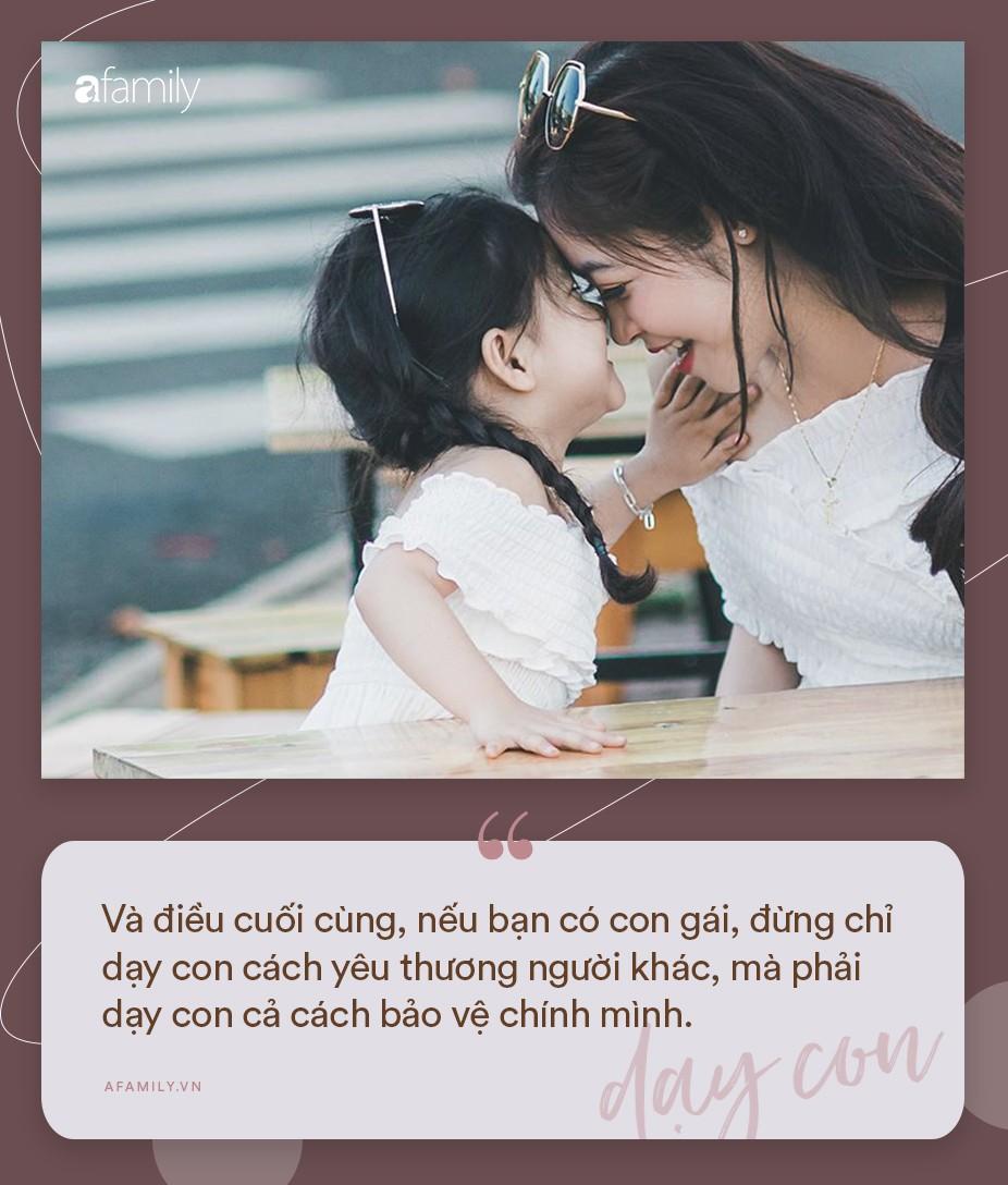 Nhà có con gái, nhất định phải dạy con biết giá trị bản thân và trân trọng chính mình qua 16 điều sau đây-16