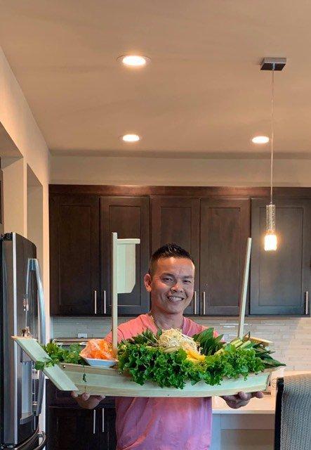 """Lo vợ nấu ăn chưa đạt"""" tiêu chuẩn, 7X tự vào bếp nấu hàng nghìn món ngon cho gia đình-4"""