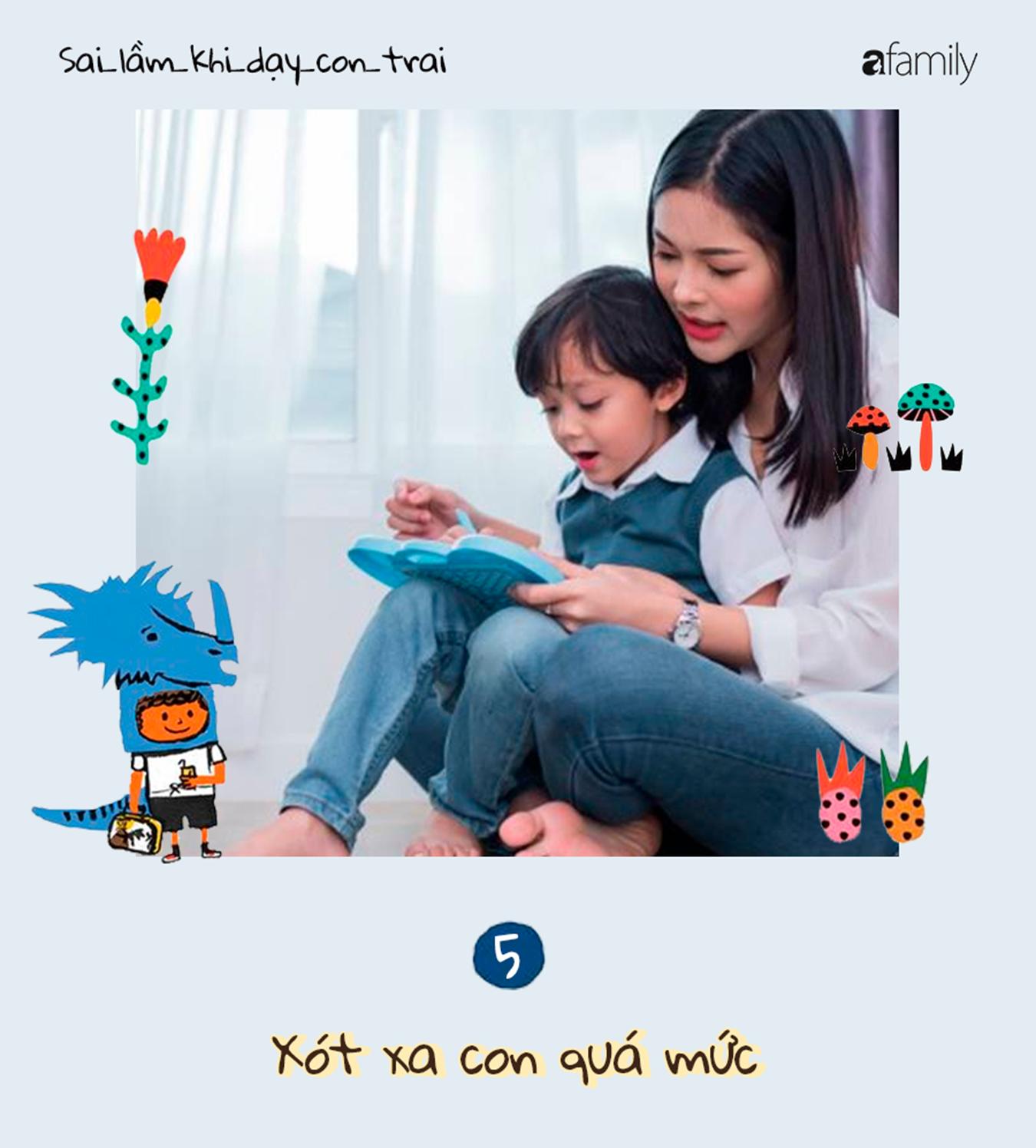 9 sai lầm nghiêm trọng của cha mẹ trong việc dạy dỗ con trai, càng ngẫm càng thấm!-5