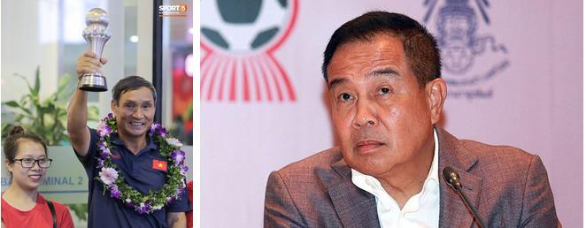 HLV tuyển nữ Việt Nam kể kịch tính chuyện người đứng đầu bóng đá Thái Lan suýt ngất vì đội nhà thất bại-1