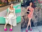 Hồ Ngọc Hà khiến netizen giật mình thon thót khi diện váy o ép, vòng 1 lại chỉ muốn trào ra ngoài-6