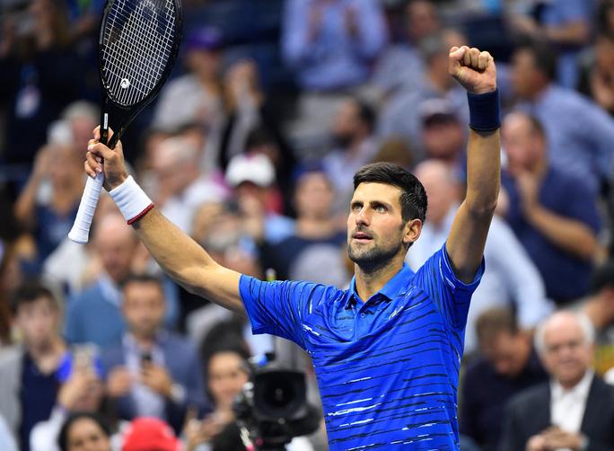 Djokovic san bằng thành tích 71 trận thắng tại Grand Slam của Pete Sampras-3
