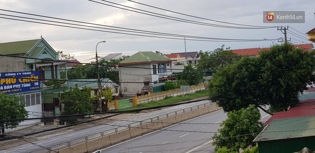 Bão số 4 đã suy yếu thành áp thấp nhiệt đới, miền Trung vẫn có mưa vừa, mưa to-2