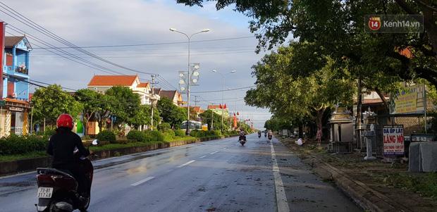 Bão số 4 đã suy yếu thành áp thấp nhiệt đới, miền Trung vẫn có mưa vừa, mưa to-3