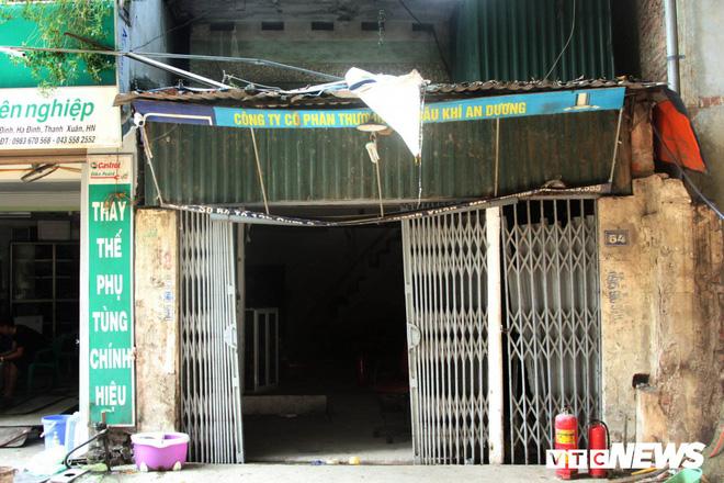 Người dân bán gas gần Công ty Rạng Đông: Xin đừng ác ý nói hỏa hoạn bắt nguồn từ nhà tôi-2