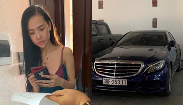 Hot girl tú bà đi Mercedes điều hành đường dây bán dâm giá nghìn đô vừa bị triệt phá là ai?-1