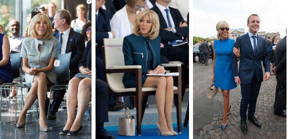 Hóa ra đôi chân vượt tuổi tác của Đệ nhất phu nhân Pháp không chỉ khiến chị em ghen tị, mà giới truyền thông cũng điêu đứng-2