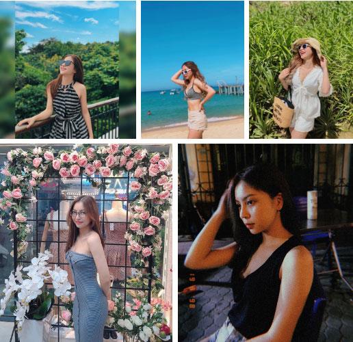 Trong lúc Quang Hải còn bận đi bán kem, fan hâm mộ xốn xang vì Nhật Lê nhuộm tóc mới xanh như tàu lá chuối-3
