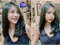 Trong lúc Quang Hải còn bận đi bán kem, fan hâm mộ xốn xang vì Nhật Lê nhuộm tóc mới xanh như tàu lá chuối