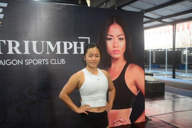 Vì các khán giả Việt, nữ võ sĩ xinh đẹp Bi Nguyễn quyết tâm hạ đo ván đối thủ cực mạnh tại sự kiện lịch sử của ONE Championship-1