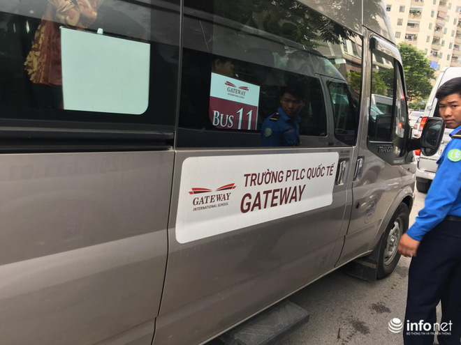 Nóng:Thực nghiệm điều tra vụ bé trai 6 tuổi trường Gateway tử vong, có tài xế Phiến và bà Quy tham gia-9