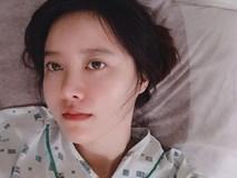 Xót xa trước thông tin Goo Hye Sun phải nhập viện khẩn cấp để phẫu thuật cắt bỏ polyp sau biến cố ly hôn