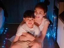 Hậu tin đồn ly hôn, Hoa hậu Diễm Hương đón sinh nhật tuổi 30 bên con trai, thừa nhận ám ảnh với từ