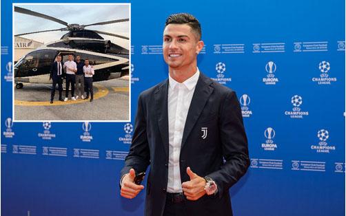 Trắng tay không có giải thưởng để khoe, Ronaldo vẫn có cách sống ảo kiếm về ngay 5 triệu lượt thả tim-1
