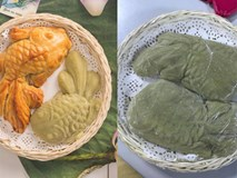 Mua online bánh Trung thu hình cá chép ở cửa hàng gia truyền, mẹ trẻ khiến dân mạng cười lăn lóc vì tưởng cá sấu