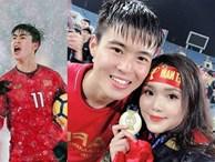 Không hổ danh cầu thủ 'gắt' nhất U23 Việt Nam, Duy Mạnh phản ứng cực chất khi bạn gái bị hack tài khoản Instagram