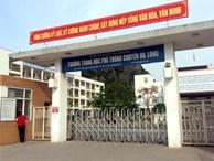 Quảng Ninh: Điều tra thông tin nữ sinh lớp 11 bị rạch mặt trong nhà vệ sinh nhà trường