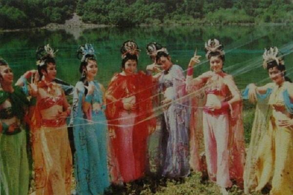 Cảnh quay Động bàn tơ lừa khán giả Tây du ký 1986 suốt 30 năm-2