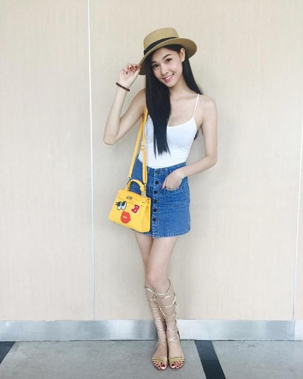 2 nàng WAG Việt chân dài nhất mê mặc hở, phô trọn dáng gợi cảm, nuột nà-18